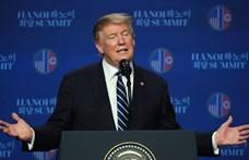Az amerikaiak 62 százalékának nem tetszik, amit Trump művel