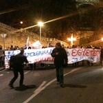 Itt nézhetitek élőben az egyetemisták tüntetését