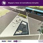 Fotók: nem fog ráismerni a Határ úti metróállomás környékére