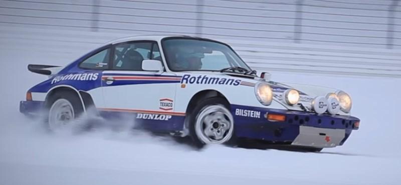 Ilyen kört még a legjobb sofőrök sem mernének bevállalni a Nürburgringen – videó