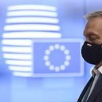 Orbán migránsozva magyarázza az uniós költségvetés vétóját