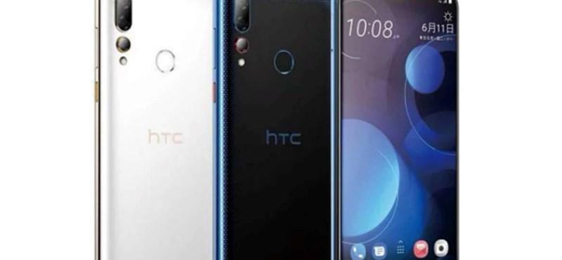 Se vágyott, se pro sem lesz az új HTC telefon