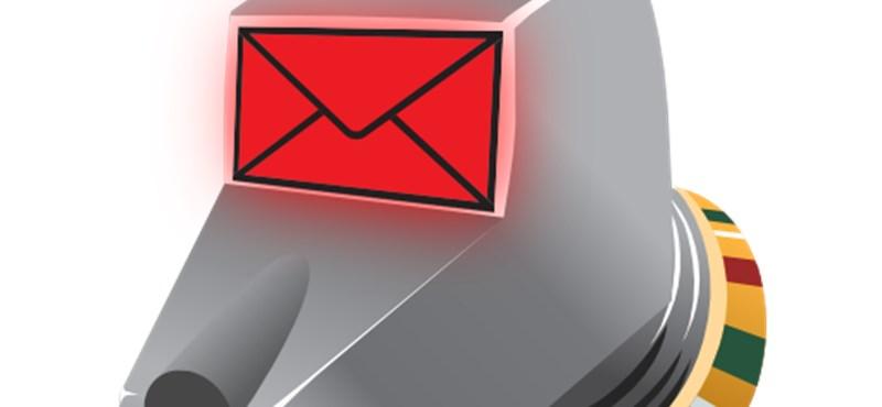 Ha igazán egyszerű e-mail klienst szeretne, ezt válassza