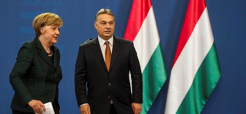 Orbán, a kaméleon – kivesézték a Merkel-látogatást a német lapok