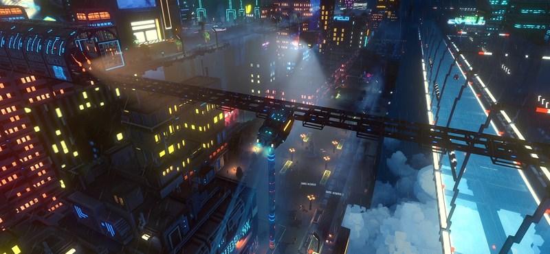 Magyar nyelvű cyberpunk játék hódít a Steamen, kipróbáltuk