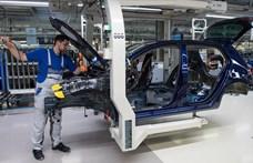 1,2 millió autó nem készült el a járvány miatt Európában