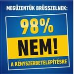 Mit gondol, belefért a 14 milliárdba a kormány legújabb, 98 százalékos plakátszériája?