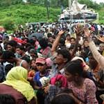 Banglades nem tud több rohingyát befogadni
