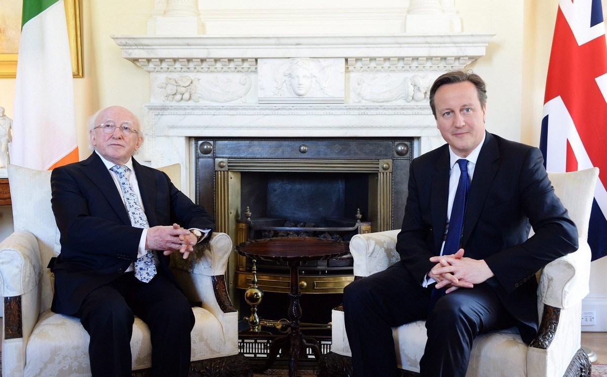 Történelmi látogatást örökítettek meg Nagy-Britanniában
