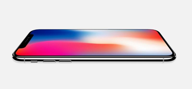 Beismerte az Apple: gondok vannak az iPhone X kijelzőjével