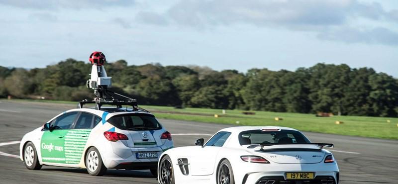 Street View-n a világ legjobban titkolt sofőrje