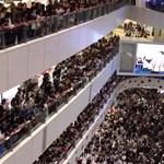 Videó: Neten írt dal lett a hongkongi tüntetések új himnusza