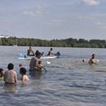 Öt nap alatt olyan strand épült Budapesten, amilyet negyven éve nem láttak