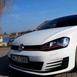 Volkswagen Golf 7 GTI teszt: még mindig odaver