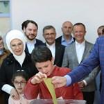 """Szíria """"felszabadításának"""" a folytatását ígérte Erdogan"""