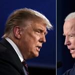Amerikai elnökválasztás: Trump és Biden két külön televíziós csatornán jelentkezik be a vitára