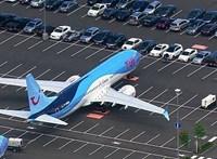 Már a parkoló is tele van a hibás Boeing-gépekkel a cég washingtoni gyáránál