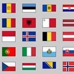 Kétperces földrajzi teszt: hány ország zászlóját ismeritek fel?