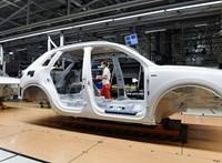 Koronavírusos lett a győri Audi-gyár egyik dolgozója