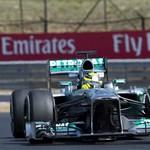 Nico Rosberg nyerte az Ausztrál Nagydíjat