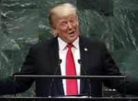Trump szerint mégsem átverés a klímaváltozás, de előbb-utóbb a folyamat magától visszafordul