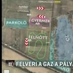 Síri csönd és gaz - így néz ki a 42 millió forintból felhúzott, nem létező rallypálya