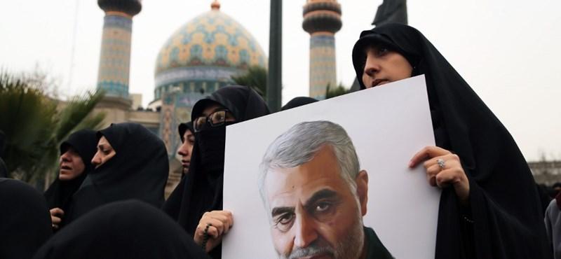 Irán elfogatóparancsot adott ki Donald Trump ellen