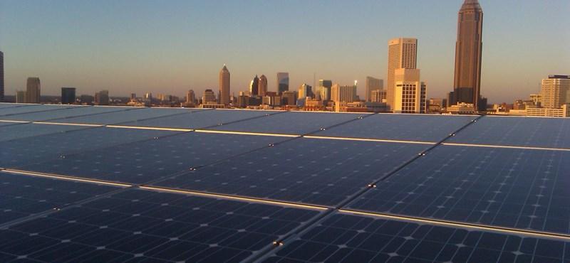 Brutális: Amerikában most csak megújuló energiás erőmű épül