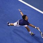 Már az első körben búcsúzott Djokovic