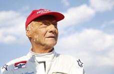 Kiengedték a kórházból Niki Laudát