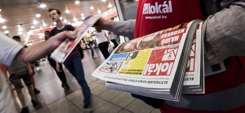 Sajtópert veszített a Lokál a Helsinki Bizottsággal szemben