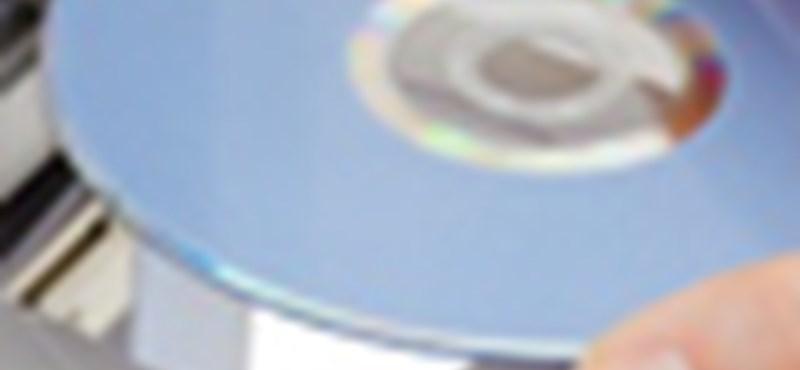 CD-re, DVD-re mentett? Lehet, hogy elvesznek az adatai!