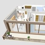 A hét Windows alkalmazása: ingyenes 3D lakástervező