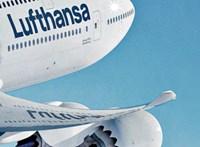 9 milliárd eurót adna a Lufthansának a német állam