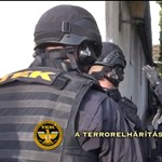 Itt a TEK videója a bőnyi rendőrgyilkos elfogásáról