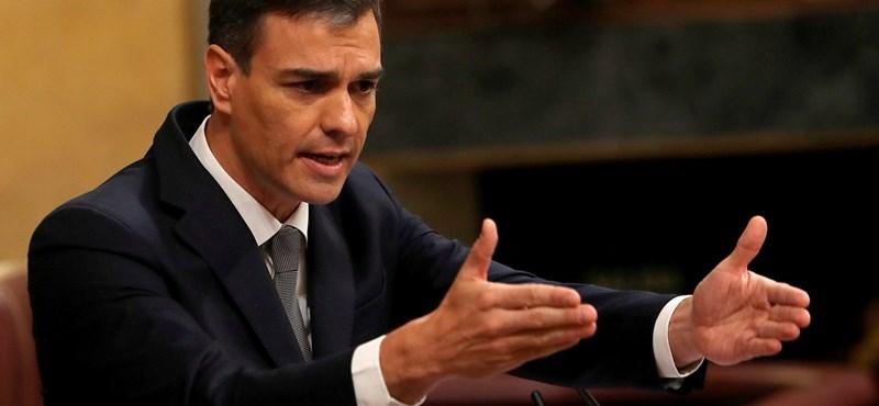 Uniós Marshall-tervet sürget Spanyolország miniszterelnöke