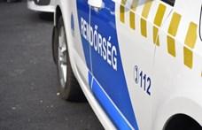 A rendőrök élesztettek újra egy 15 éves fiatalt a Király utcában