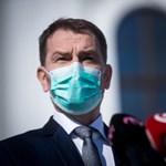 Koronavírusos Szlovákia miniszterelnöke