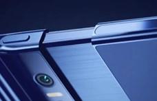 A TCL telefonja nem csak széthajtogatható, utána még nyújtható is