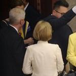 Így zárták ki a nyilvánosságot Schmidt Máriáék konferenciájáról: az utolsó pillanatban kikapcsolták az élő közvetítést