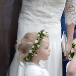 György herceg megint ellenállhatatlanul cukin viselkedett egy esküvőn