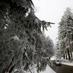 Eső, szitálás, köd és hó is lesz az év utolsó napjaiban