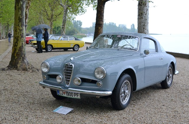 Alfa Romeo 1900 Sprint Coupe