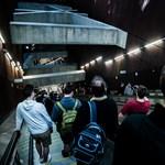 Erről a metróról fogunk beszélni sokáig – Nagyítás-fotógaléria