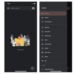 Frissítsen: elérhető a sötét mód a Gmailben nem csak Androidon, iPhone-okon is