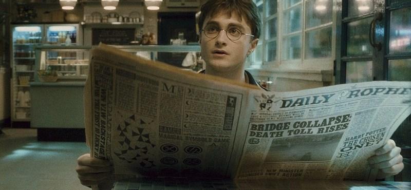 Mennyire ismered a Harry Pottert? Tesztünkből megtudhatod
