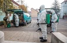 43 millióhoz közelít a koronavírussal fertőzöttek száma a világon