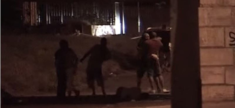 Szemtanú videózta a szegedi lány megverését