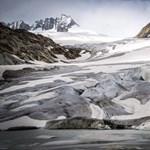 Felfoghatatlan mennyiségű jég tűnik el évente a gleccserekről