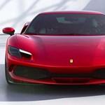 Kevesebb henger, több villany: itt az új Ferrari 296 GTB